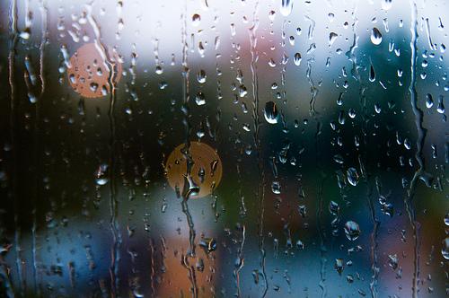rain-on-window